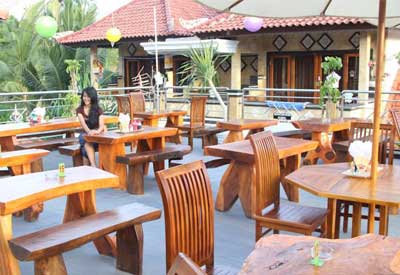Restaurant Nitya Home Stay Lembongan