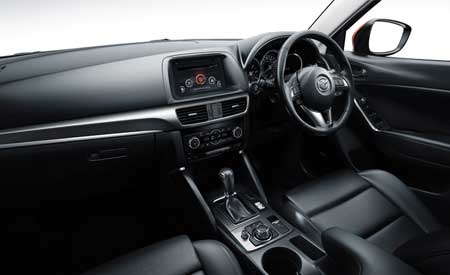 Interior All New Mazda2