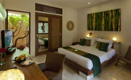 Pearl of Trawangan Resort - Kamar hotel