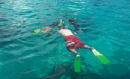 Snorkeling - Private Boat Bali Cruise
