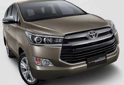 Tampilan All New Kijang Innova 2016