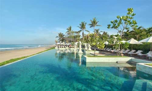 Hotel tepi pantai - The Seminyak Beach Resort & Spa