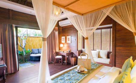 Kamar villa - Lembongan Beach Club & Resor