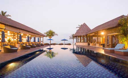 Lembongan Beach Club & Resort di Bali