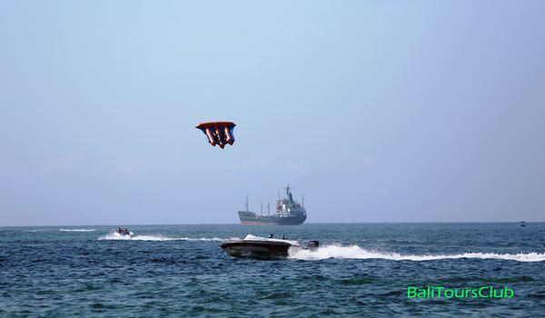Flying Fish di Tanjung Benoa