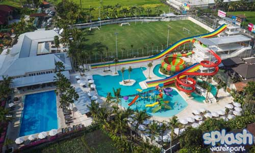 Taman air Splash Waterpark Bali