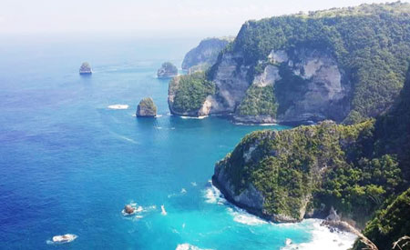 Saren Cliff Point Nusa Penida