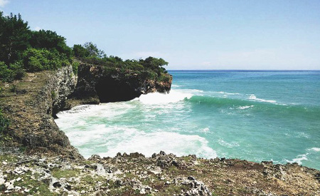 Pantai Honeymoon Jimbaran