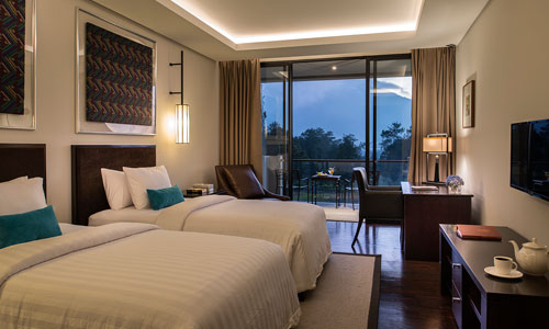 Kamar hotel di Handara Golf and Resort Bali