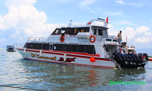 New D'camel Max Fast Ferry