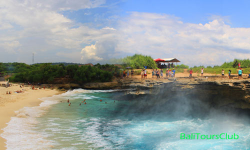 Paket Tour Dream Beach - Devil's Tear Nusa Lembongan