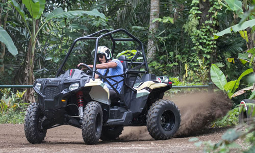 Wisata Mason Jungle Buggies di Taro
