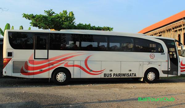 Bus Pariwisata di Bali 45 seat