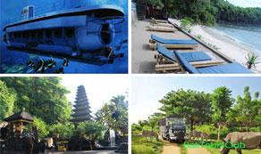 Odyssey Submarine Tour Bali