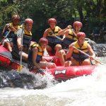 Paket rafting di Sungai Ayung