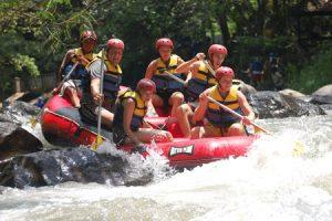 Ayung Rafting