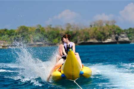 Banana Boat - Bali Hai Cruise