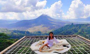 Objek wisata Kintamani di Bangli - Bali