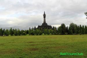 Objek wisata Monumen Bajra Sandhi