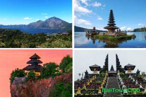 Paket 6 hari tour di Bali