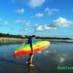 Objek wisata Pantai Kuta