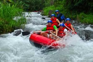 Rafting di Bali - Telaga Waja