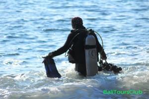 Diving di Tulamben Bali