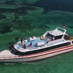 Fast boat ke Nusa Lembongan