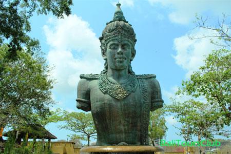 Objek wisata GWK- Bali