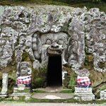 Objek wisata Goa Gajah Ubud