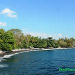 Objek wisata pantai Tulamben