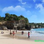 Objek wisata Pantai Dreamland