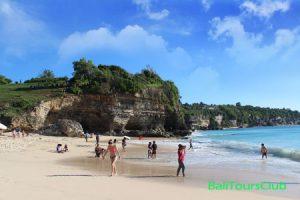 Pantai Dreamland Pecatu