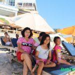 Pantai Dreamland - Tempat bersantai keluarga dan anak