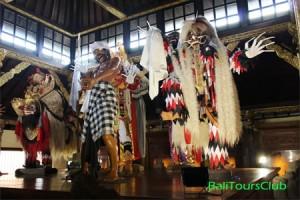 Koleksi museum Bali Denpasar
