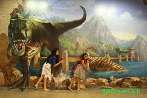 Lukisan 3D di DMZ Bali