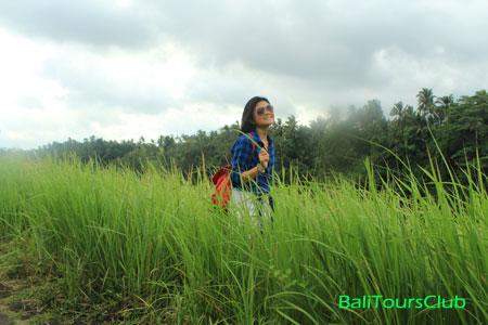 Objek wisata Bukit Campuhan Ubud