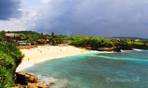 Pantai Dream Beach Nusa Lembongan