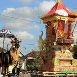 Upacara Ngaben di Bali