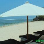 Pasir putih di Pantai Melasti