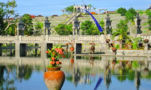 Taman Soekasada Ujung Karangasem