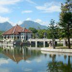 Objek wisata Taman Ujung Karangasem