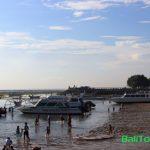 Dermaga speed boat di Sanur