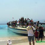 Pengalaman naik fast boat ke Gili Trawangan