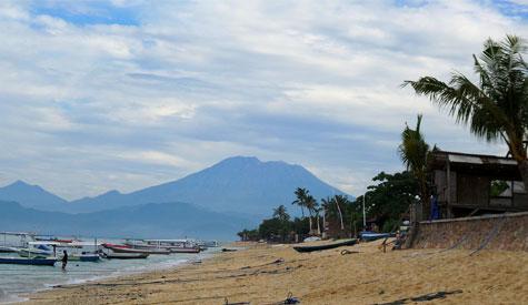 Pantai Jungut Batu Nusa Lembongan