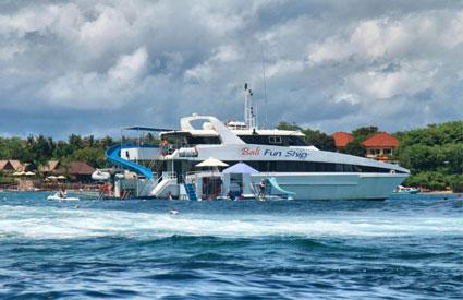 Wisata Kapal Pesiar Di Bali Ideal Untuk Dewasa Dan Anak Anak