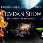 Devdan Show di Nusa Dua Theatre