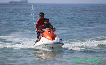 Jet Ski Bali di Tanjung Benoa
