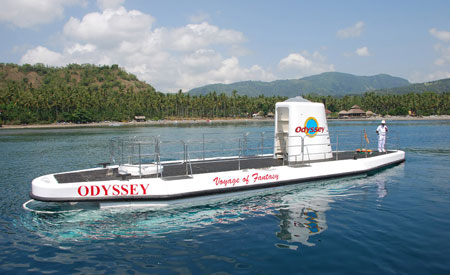 Pantai Labuhan Amuk - Odyssey Submarine Bali