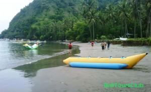 Pantai Labuhan Amuk - tempat watersport